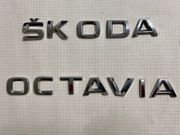 Skoda Octavia Original Schriftzug