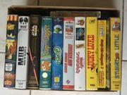 Videokassetten zu verschenken