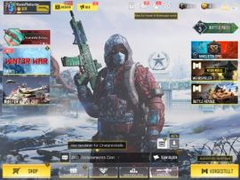 Call of Duty Mobile CoD Account LEVEL 109