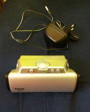 hama AS-63 Lautsprecher auch Batteriebetrieb